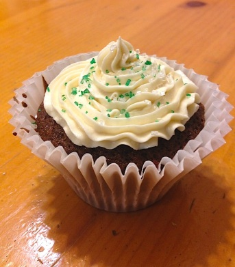 irish carbomb cupcakes